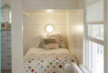 Kid rooms and decor / by Nikki S