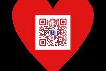 """Le CœurCode ♥ / Le CœurCode - QR Code ou Flash Code - vous permet d'être en contact avec [Kædia] et d'être informé(e) en permanence de notre actualité.  Le fonctionnement du CœurCode est simple : pour le lire, vous devez utiliser l'application """" lecteur de QR Code """" que vous aurez préalablement installée sur votre téléphone/tablette. Une fois cette application installée, ouvrez-la, scannez le CœurCode et accédez ainsi directement au site de [Kædia]."""