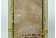 No Bones about it stampin up