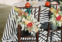 Stripe Wedding