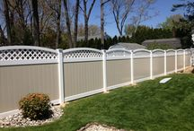 First-Class Fences / a portfolio of our most recent fence projects