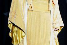 Star Wars Royal Handmaiden Gold Gown