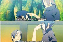 Sasuke and Itachi ♡