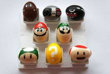 Artesanato com ovos
