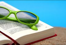 Los libros son para el verano / Este verano, viaja a través de los libros. / by 24symbols