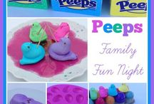 It's Easter Peeps / by Ginny Smith