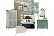 Master Bedroom Ideas / by Courtney Compton