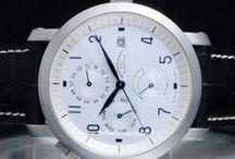 """Muhle Glashutte / Da 140 anni il nome """"Mühle"""" è diventato sinonimo di precisione e di misure di precisione. Fondata da Robert Mühle nel 1869 a Glashütte, in Germania, dopo aver lavorato nella fabbrica di orologi di Moritz Großmann..."""