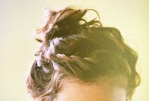 Hair for DenBee Wedding