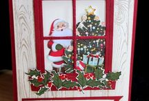 Hearth and Home Handmade Cards 2016