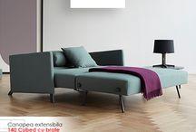 Canapele extensibile - MOOR.ro