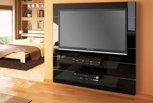 Panorama 2 Wall Tv Stands / mounted TV stands