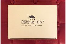 """Dried and True / About: """"Handcrafted Beef Jerky, Made in Small Batches."""" For full subscription box reviews, visit http://musthaveboxes.com."""