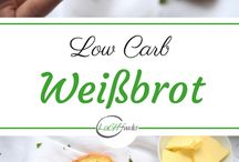 Low Carb Brot/Brötchen