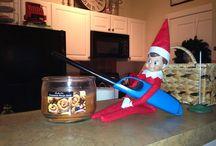 Franklin - Elf on the Shelf