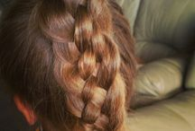 my braids / Braided hairstyles done by me