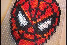 Peeler Bead Ideas / by Rebecca Schneider
