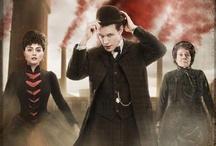 Doctor Who 7x11 - The Crimson Horror / Imágenes promocionales del undécimo capítulo de la séptima temporada de Doctor Who.