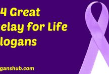 Relay for Life Slogans