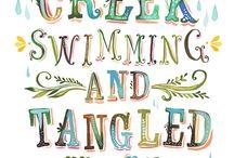 Typography / by Heather Stockett