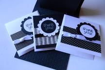 Cards - Black & White