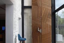 Деревянные дома - интерьеры