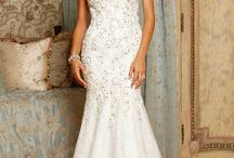 Wedding Dresses / Beautiful dresses you can wear in your wedding!