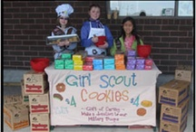 Girl Scout Cookies / by Amy Randell