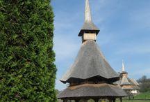 Romanian Monastery, Churches
