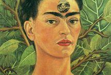 Frida Kahlo / by rian Ravelli