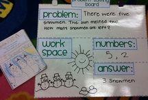 Homeschool: Math / by Anna Bennett