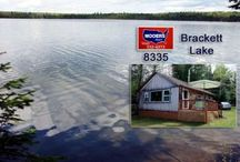 SOLD! |  81 Randall Drive Weston Maine / Brackett Lake Vacation Place For Sale! $70's! Watch Video. Weston Maine Real Estate Listing. info@mooersrealty.com 207.532.6573