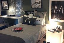 Adam's room