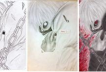 Drawings 。◕‿   ◕。