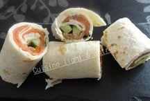 Sandwichs, Croques, Bruschetta, Wrap, Panini, Croque-Monsieur