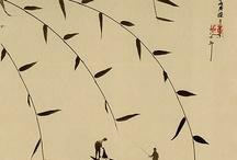 Artista: Don Hong-Oai / La cartera de la artista muestra una serie de trucos alucinantes . Aunque parecen viejas pinturas o dibujos a tinta sobre rollos de pergamino ,son, de hecho, las fotografías notable.
