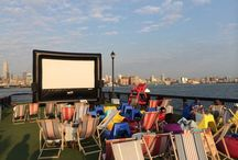 Movies on the Pier