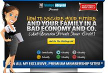 How To #Secure Your #Future AND #Family In A Bad #Economy via...
