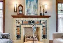 Historic Fireplaces