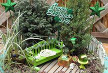 my mini garden ideas / by Gwyneth Laney