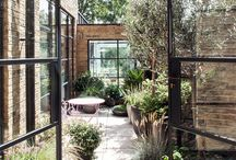 Beautiful Outdoor Rooms and Courtyards