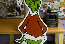 Grinch Theme Party