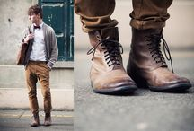 Men with style: / by Samantha Black