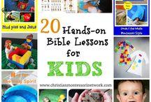 Manualidades Biblicas