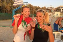 International G4 Beach Tennis Tournament @Greece / Rockit Cream supporter of International G4 Beach Tennis Tournament