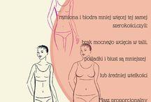 """Inspiracje dla """"Powabnej Papryki"""" / Charakterystyka figury, przepisy, ćwiczenia dostosowane do budowy ciała typu """"Powabna Papryka"""""""