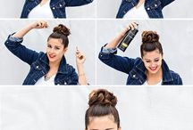Amazing and easy to do hairstyles