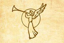 Лого знаки православных организаций