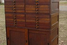Cabinets and medicine board / by Michael LG