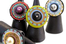 Jewelry by Renee Wiggins Design / One-of-a-kind jewelry designs by RWD